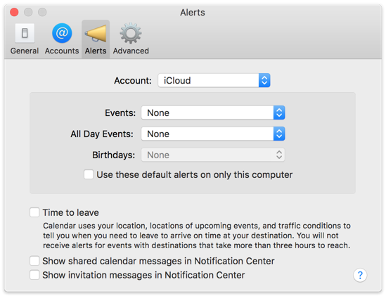 busycal notification center
