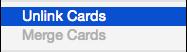 link cards