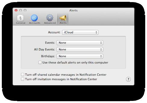 how to change default notifications in google calendar