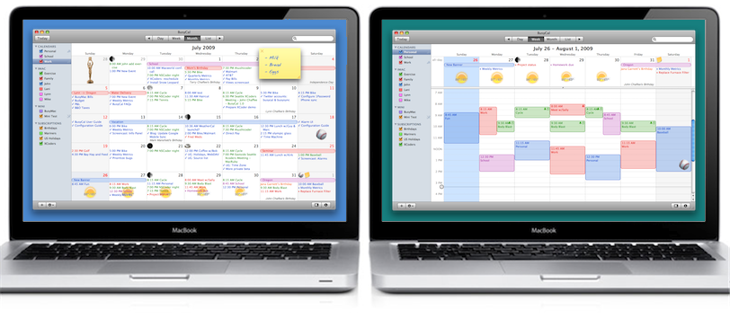 BusyMac releases BusyCal 1.0 - Seamless Calendar Sharing