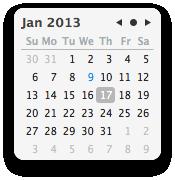 Mini-month